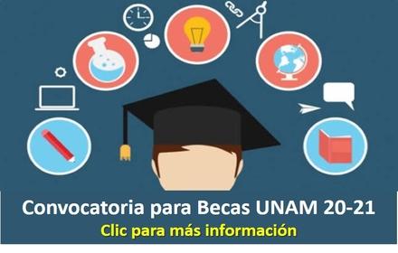 BECA UNAM